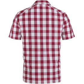VAUDE Prags II - T-shirt manches courtes Homme - rouge